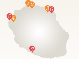 Nos centres asdr à la Réunion